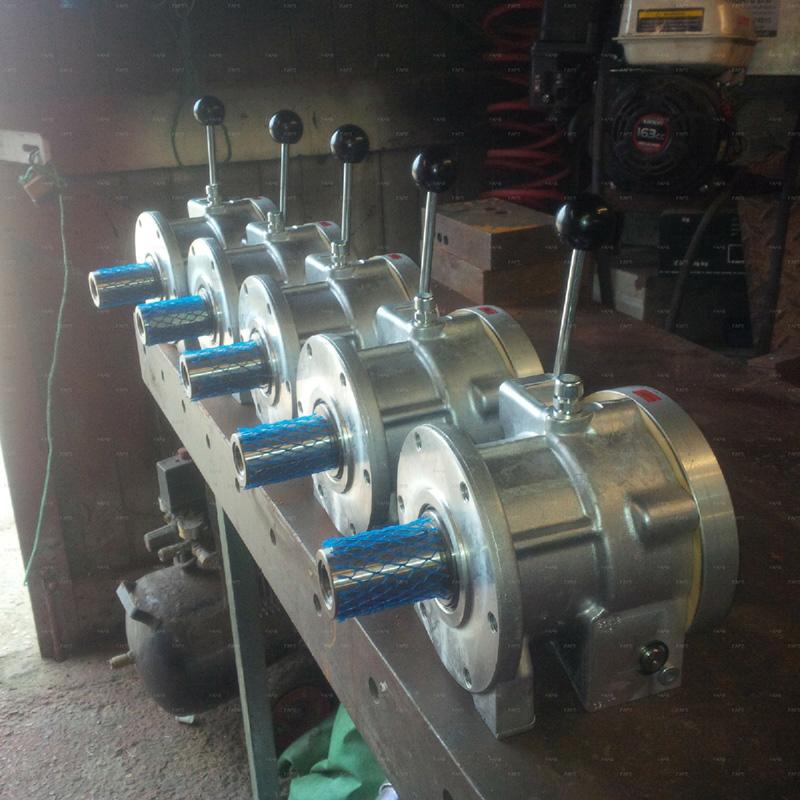 hydraulic clutch 1