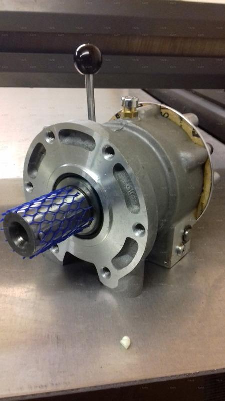 hydraulic clutch 4