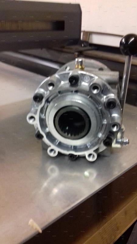 hydraulic clutch 5