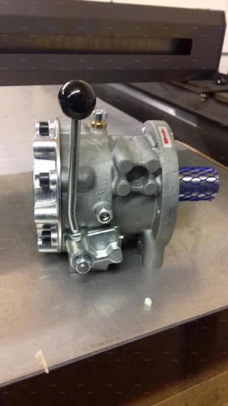 hydraulic clutch 6